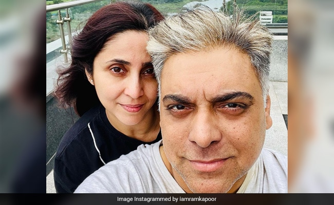 The Internet Is All Hearts For Ram Kapoor's New Pics With Family