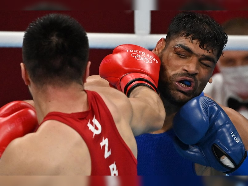 Tokyo Olympics: Wife Said Pull Out But I Knew I Wanted To Fight, Says Boxer Satish Kumar On Fighting In Quarterfinals With 13 Stitches
