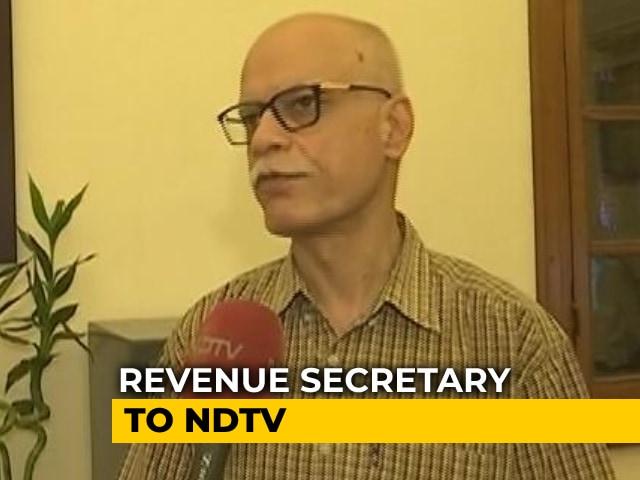 Video : Government Didn't Believe In Retrospective Taxation: Revenue Secretary