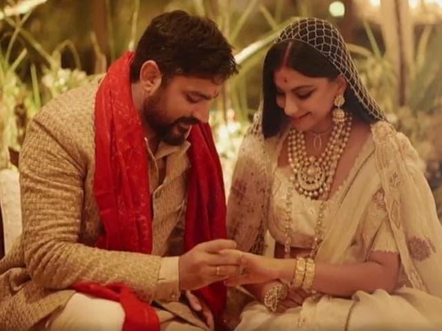 Video : Inside Rhea Kapoor And Karan Boolani's Reception