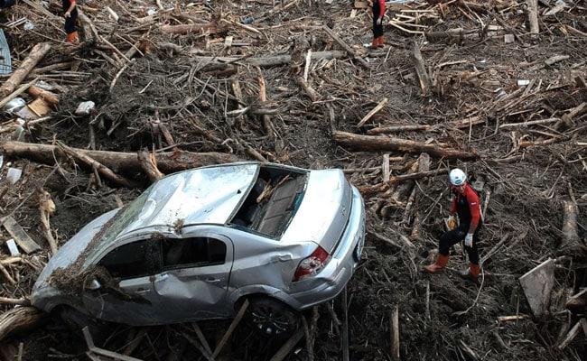 70 Dead, Dozens Still Missing After Turkey Floods; Rescue Ops Continue
