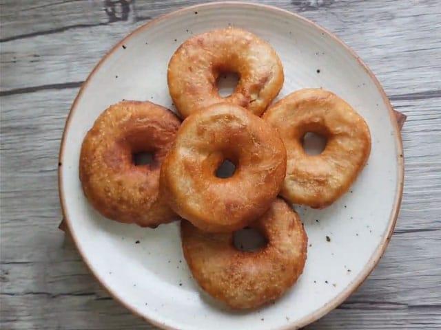 Video : How To Make Homemade Doughnut  Easy Homemade Doughnut Recipe Video