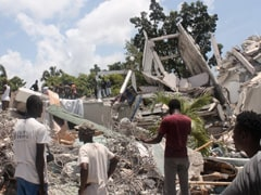 Death Count In Massive Haiti Earthquake Rises To Over 1,400: Officials