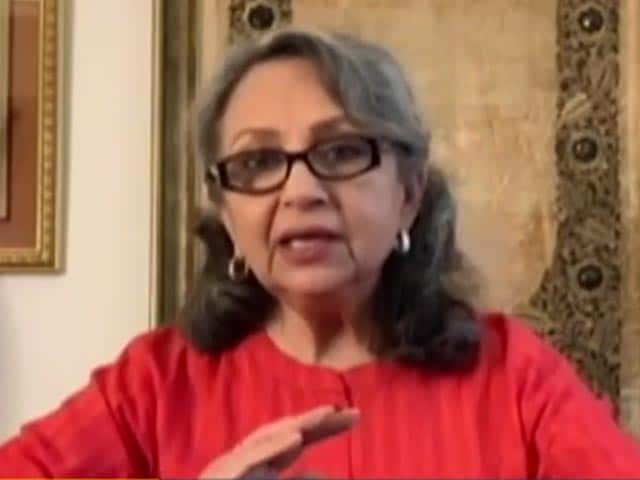 Video : Basic Quality Of Life Should Be The Right Of All Children: Sharmila Tagore