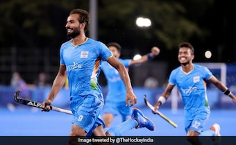 Olympics: India In Men's Hockey Semis, Back In Medal Race After 4 Decades