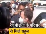 Video : राहुल गांधी दिल्ली कैंट के कथित रेप-मर्डर केस में पीड़ित परिजनों से मिले, न्याय की मांग की