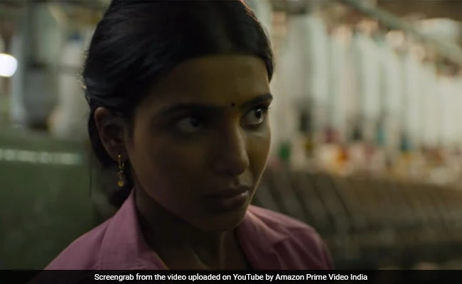 'It Was Very Scary And Risky For Me': Samantha Ruth Prabhu On Playing Raji In The Family Man 2