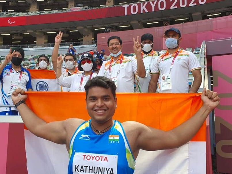 Indian Paralympic winners | Yogesh Kathuniya | KreedOn