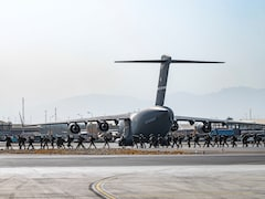 US Recruits Commercial Airlines To Help Move Afghanistan Evacuees