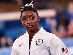 Tokyo Games: US Gymnast Simone Biles On Start List For Olympics Beam Final