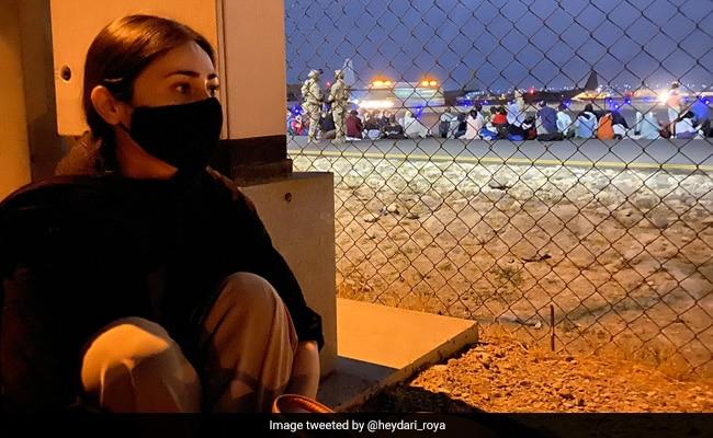'Goodbye, Motherland': Afghan Woman Filmmaker's Heartbreaking Post