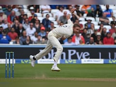 ENG vs IND: England Pacer Stuart Broad Ruled Out Of India Test Series Due To Calf Injury