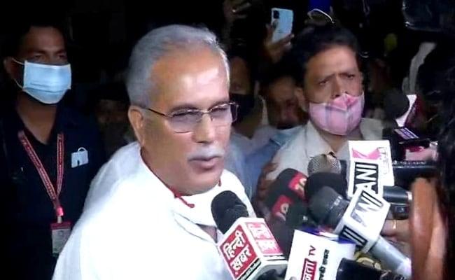 'No Rotation Formula,' Says Bhupesh Baghel Amid Chhattisgarh Power Tussle