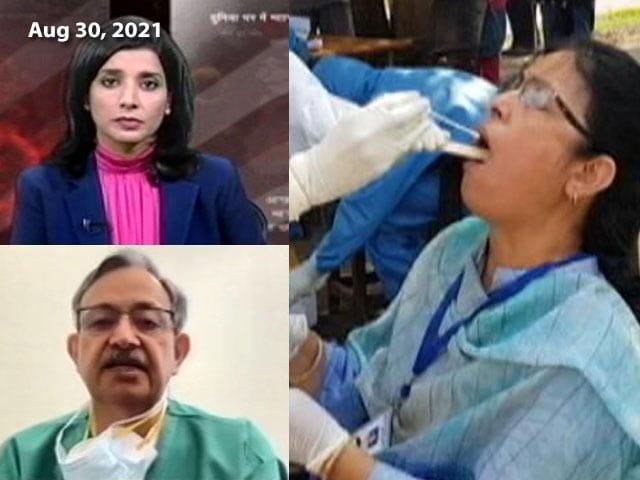 """Video : """"वेरिएंट का पता लगाने के लिए जीनोम सिक्वेंसिंग करनी होगी"""", NDTV से बोले डॉक्टर एसके सरीन"""