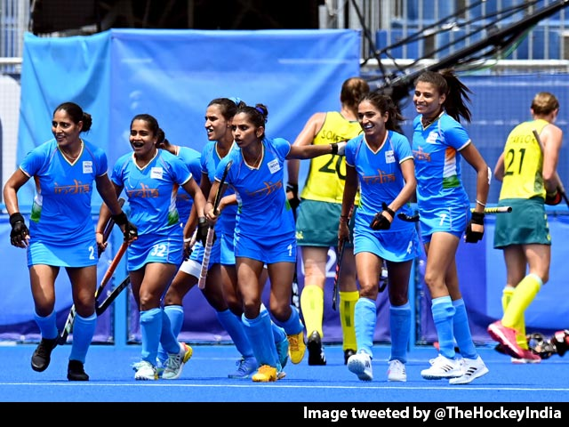 Video : Top News Of The Day: Indian Women's Hockey Team Creates History At Olympics