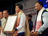 Video : A Red Carpet Welcome For Olympian Lovlina Borgohain As She Reaches Assam