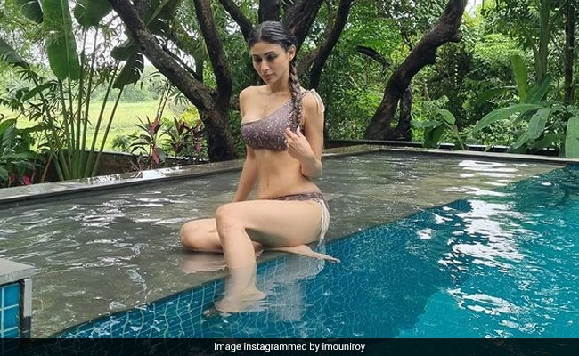 Mouni Roy Is A 'Water Nymph' In These Stunning Pics