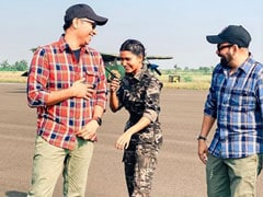 """Samantha Ruth Prabhu Reveals """"What Happened Before Every Serious Shot"""" During Filming Of <i>The Family Man 2</i>"""