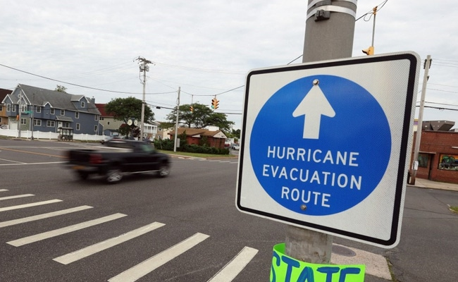 New York City On Alert As Hurricane Henri Threatens US Coast