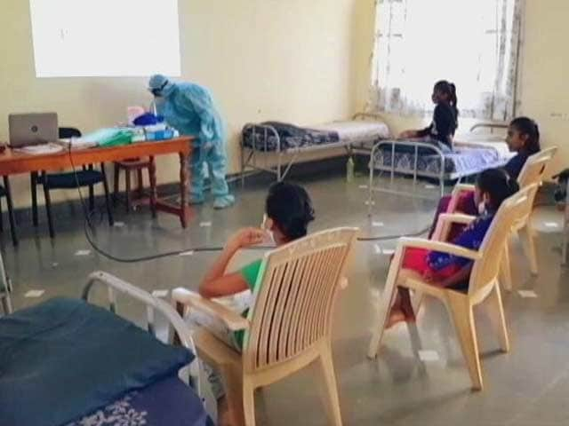 Video : 54 Mumbai Kids Test Covid Positive In 5 Days, Experts Worried