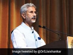 "Indo-Pacific Is A ""Fact Of Life"": S Jaishankar"