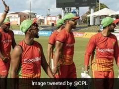 CPL 2021: Guyana Amazon Warriors Beat Defending Champs Trinbago Knight Riders