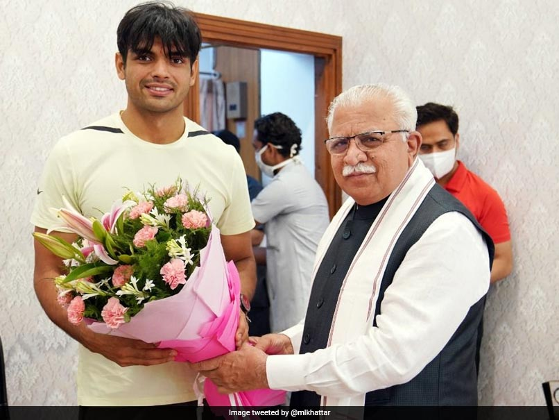 Haryana Chief Minister Asks Neeraj Chopra To Head Centre Of Excellence To Groom Olympic Athletes