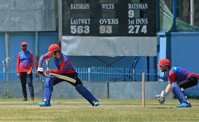 Uncertainty, Distress For Afghan Cricketers After Taliban Takeover
