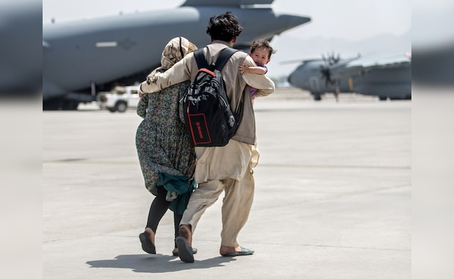 US House Intel Panel Chair Says Afghan Evacuation Not Likely Done By August 31
