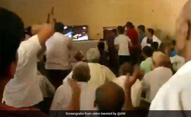 Watch: At Wrestler Ravi Dahiya's Home, The Moment He Makes Winning Move