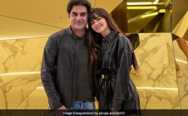 Inside Arbaaz Khan's Birthday Date With Girlfriend Giorgia Andriani