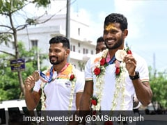 Tokyo Olympic Hockey Heroes Of Odisha Accorded Warm Welcome In Home District