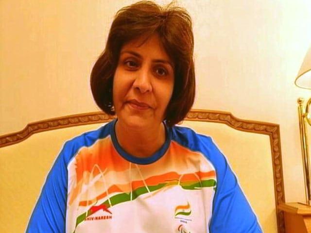 Video : Always Wanted To See India Celebrate Parasports: Deepa Malik