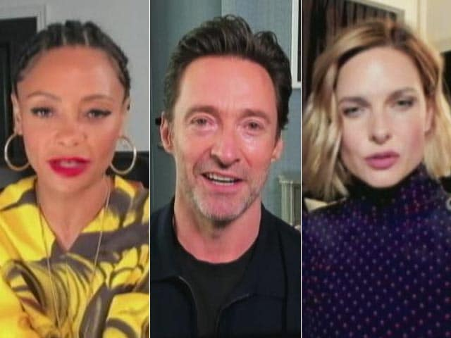Video : Hollywood Special: Hugh Jackman, Rebecca Ferguson & Kate Hudson On Spotlight