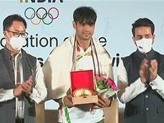 Neeraj Chopra, Other Olympic Heroes Honoured At Grand Ceremony