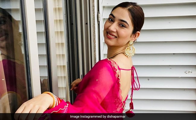 'It's My Choice': Disha Parmar's Reply To Trolls Who Questioned Lack Of Sindoor