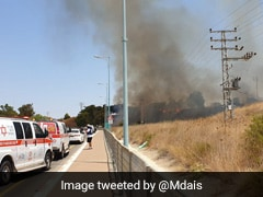 Israel Hit By 2 Rockets From Lebanon, No Casualties: Army