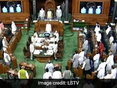Stormy Monsoon Session Ends In Lok Sabha As House Adjourns Indefinitely
