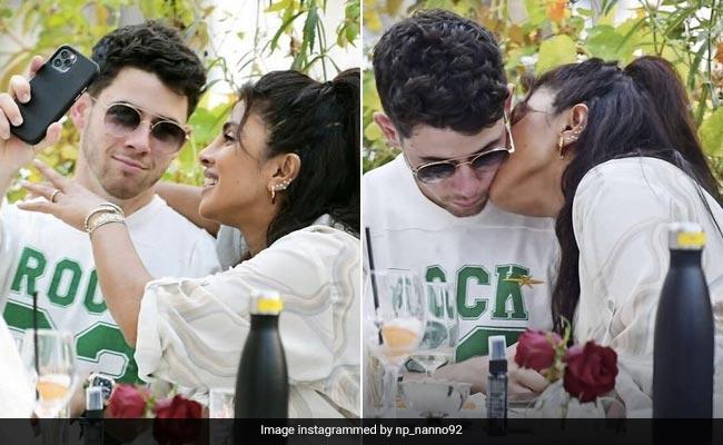 Viral: Priyanka Chopra And Nick Jonas' PDA On Lunch Date In Notting Hill