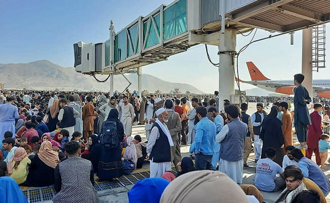 Over 200 Indians Including Embassy Staff Stuck In Kabul: Sources