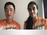 """Video : """"Coach Was In Tears When I Won,"""" PV Sindhu Tells NDTV On Olympic Bronze"""