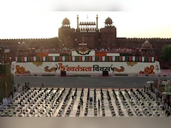 Counter Drone Tech, With Laser Beam, Guarded Red Fort This Independence Day