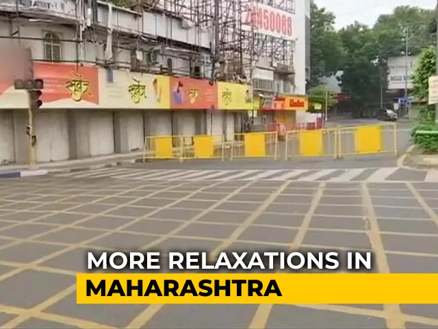 Video : In Maharashtra, Fully Vaccinated People Can Enter Malls From Sunday