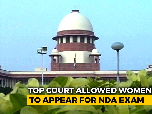 Video : Service Chiefs Review Preps After Supreme Court Nod To Women For NDA Exam