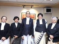 """Historic Moment For Gender Representation"": Law Minister On New Supreme Court Judges"