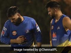 Chennai Super Kings Begin Training In Dubai Ahead Of IPL 2021 Resumption. See Pics