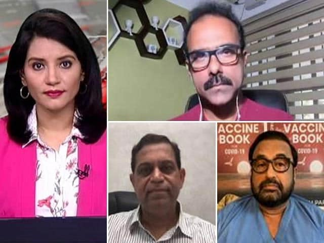 Video : 10 States Showing Rise In Positivity Rate, Covid Cases Spark Worry