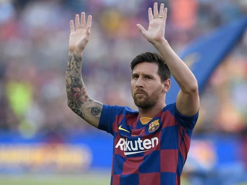Lionel Messi To Break Silence On Barcelona Departure As Paris Saint-Germain Wait