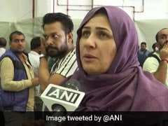 """""""Indian Brothers, Sisters Rescued Us"""": Afghan Woman On Her Evacuation"""