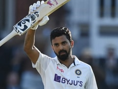 """""""100 At The Mecca Of Cricket"""": Suniel Shetty's Shout Out To KL Rahul Wins The Internet"""